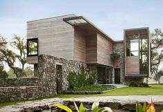 World of #Architecture: #Modern #House #Design by James Choate | #worldofarchi #forest #home