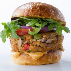 Cajun Tuna Burger Recipe | Food | Disney Family.com