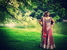 Vestidos de noiva ao redor do mundo - Índia