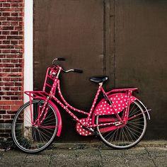 pink und punkte - ich liebe es