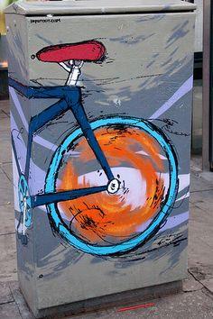 Random Street Art around Dublin