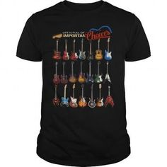 Guitar Choices - Hot Trend T-shirts