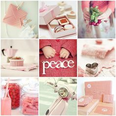 A hint of Red and Pink by pilli pilli