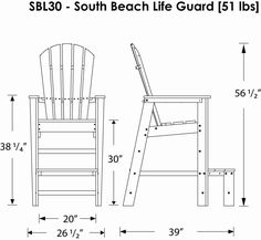 Plans For Bar Height Adirondack Google Search Patio Chairsoutdoor