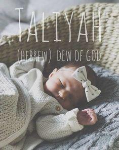 Super baby names hebrew girls god Ideas – babynamen Baby Girl Names Unique, Unisex Baby Names, Cute Baby Names, Pretty Names, Unique Baby, Kid Names, Cute Babies, Unique Names, Hebrew Baby Names