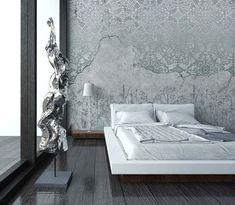 Tapeta teksturowa na flizelinie tynk MATTINO - Wonderwallstudio - Tapety 450pln za rolke czyly 150/m2