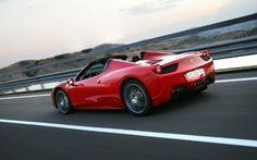Ferrari 458 , Spider , 2013, 879 , Auto, Car