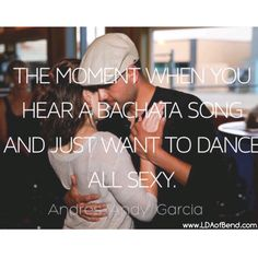 The moment when you hear a bachata song and just want to dance all sexy - Andres 'Andy' Garcia