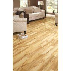 Home Decorators Collection Montego Oak 8 Mm Thick X 7 2 3