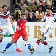 International Futsal Match - Germany vs England