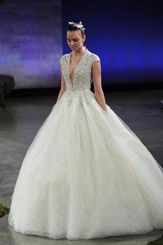 Ines Di Santo Spring 2016 Wedding Dresses Collection ~ GLOWLICIOUS