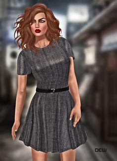 "https://flic.kr/p/C6y6jP | ""DEW"" Eileen dress |  DEW Fashion Main store   DEW Fashion at Marketplace"