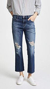 New J Brand Aubrie High Rise Boot Cut Jeans online. Find the perfect PAPER London Clothing from top store. Sku frtl54622vumy43794