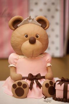 Life Sized Teddy Bear Cake