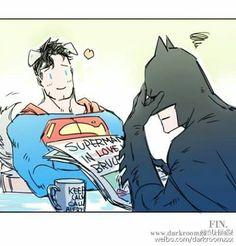 Superman x Batman