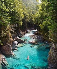 """8,114 Beğenme, 107 Yorum - Instagram'da NEW ZEALAND (@travelnewzealand): """"Glacial swims @tomarcherphoto @southislandnz"""""""
