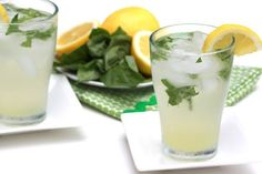 Basil Lemonade Recipe on Yummly