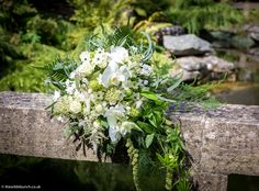 A stunning Wilde Bunch bridal bouquet at The Matara Centre in The Cotswolds. Featuring floral ingredients all beautifully balanced Wedding Bouquets, Wedding Flowers, Greenery, Centre, Weddings, Bride, Floral, Plants, Wedding Bride