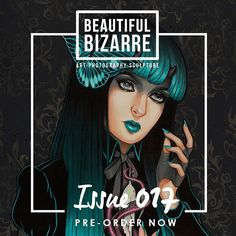 LAST DAYS TO SAVE 27% - DON'T MISS OUT! . Pre-orders close 12pm tomorrow 18 May (AEDT) so order now and get both the print and digital editions of Beautiful Bizarre Magazine issue 017 for the super special price of only US$29 - that's a SAVING of over US$10! . ORDER NOW  via the active link in our bio! . Featured Artists: @marsproject [cover artist] @edithlebeau @mynameistran @emilie.steele @agostinoarrivabeneart @matt_r_martin @glenn_arthur_art @nonalimmen @ingrid_baars @melaniedelon  via…
