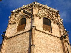 micalet, campanario de la catedral de Valencia.