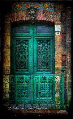 Number 27 - Honfleur Doorway | Flickr - Photo Sharing!