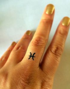 This listing is for a set of 9 small zodiac temporary tattoos. You will receive 9 Pisces tattoos to wear anywhere on your body. The symbol measures about 1cm To Apply: Peel away the clear plastic laye