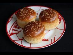 Las recetas de Mabel Mendez: Pan para hamburguesas o hot dog (perritos)