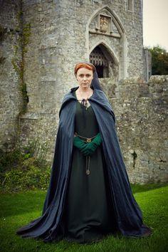 Keeley Hawes in The Hollow Crown as Elizabeth Woodville