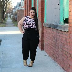 Plus Size Styling: Gwynnie Bee x Three