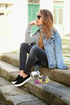 No 9 the Slip on Skate Shoe http://www.steelemystyle.com/2014/07/01/store-flat-casual-shoes/  need need need