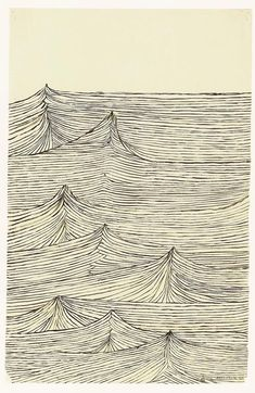 """Louise Bourgeois, 1944  """"drawing fro mthe Modern: 1880-1945"""