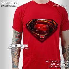 Kaos SUPERMAN 3D, Kaos LOGO SUPERMAN, Kaos 3D Superhero, Kaos MAN OF STEEL, http://instagram.com/kaos3dbagus, WA : 08222 128 3456, BBM : 5E72 A3A9, LINE : kaos3dbagus