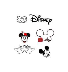 Mickey Mouse svg Disney svg Mickey mouse ears svg Mickey mouse head svg inspired by disney Files Cricut Silhouette Mickey Mouse hands set Silhouette Mickey Mouse, Mickey Mouse Head, Silhouette Clip Art, Mickey Mouse And Friends, Mouse Ears, Disney Love, Walt Disney, Diy Vinyl Projects, Easy Disney Drawings
