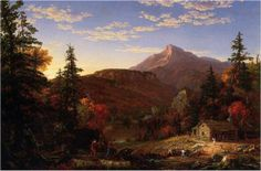 Thomas Cole, The Hunter's Return, 1845