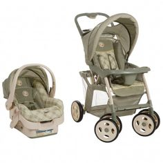 WINNIE THE POOH Sweet as Hunny ProPack™ LX Travel System from Safety 1st