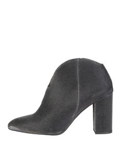 Stivaletto donna  Nero MADE IN ITALIA - Autunno Inverno - titalola.com