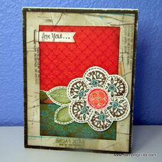 CTMH Stella Card Wendy Coffman