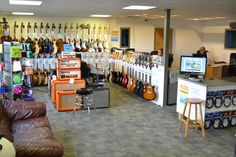 Visit our #GuitarShop based in Frome, Somerset for the #Guitar of your Dreams.
