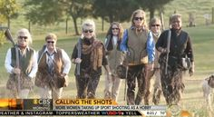 CBS Offers a Shockingly Positive Look at Women and Guns: A 'Great American Tradition' Published: 8/21/2014 12:32 PM ET
