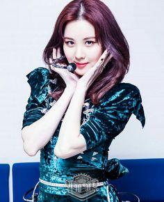 Tão fofa ... 😻 // Seohyun