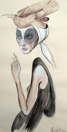 Anne Sofie Madsen - Illustrations