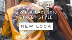 RockStarEmporium.Com London Fashion Week AW16 | Street Style | New Look