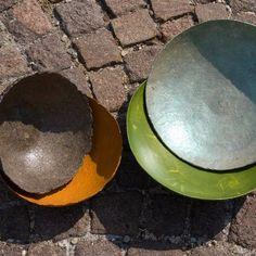 'ciotole'  papier-mâché    manuela antonini  decorating and crafts