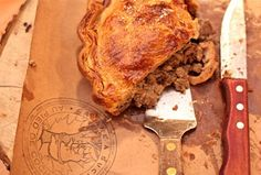 Dreaming about this tourtiere from Au Pied du Cochon sugar shack.