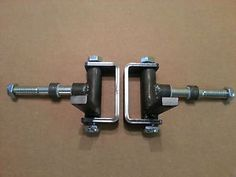 Buy Complete 5/8 axle Steering Spindle Bracket set w/ nylon inserts Go Kart Doll in Cheap Price on m.alibaba.com