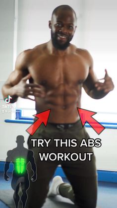 Abs And Obliques Workout, 6 Pack Abs Workout, Gym Workout Chart, Calisthenics Workout, Gym Workout Videos, Gym Workout For Beginners, Abs Workout Routines, Fitness Workouts, Gym Workouts For Men