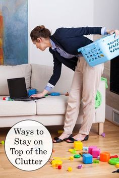 Home Organization Tips and Suggestions for a Messy House