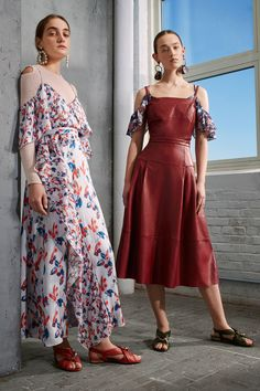 Tanya Taylor Autumn/Winter 2017 Pre-Fall Collection