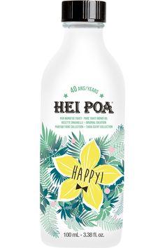 Birchbox : Hei Poa - Pur Monoï Happy - Pur Monoï Happy