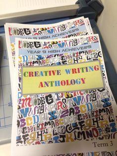 Year 9 Creative Writing Anthology